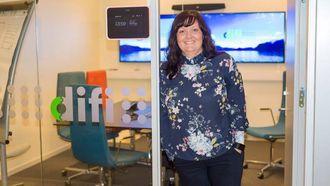 NETTLØYSINGAR FOR ALLE: Malin Rygg leiar avdelinga ved Difi som har ansvaret for at òg digitale løysingar blir universelt utforma.