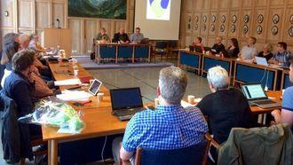 VEDTOK BARNEHAGE: I dag bestemte kommunestyret i Sogndal å byggje ein ny barnehage i Fosshagen med eit fleirta på 17 mot åtte røyster.