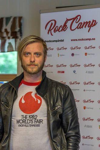 """INSTRUKTØR: Odd Einar Nordheim er soloartist med to innspelingar, samt vinnar av """"Sikter mot stjernene"""" og deltakar på """"The Voice""""."""