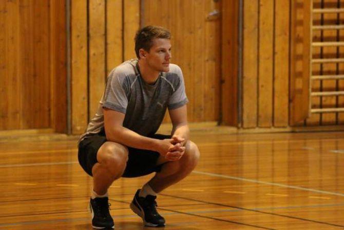 FLEIRE: Torbjørn Bergerud vil laga fleire historiske idrettsaugneblikk på handballbana