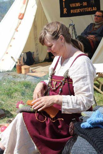 –SYND: VikingTone Ringkjøp Stustadmeiner perla Gudvangen ikkje kjem til sin rett med alt rotet og den dårlege tilkomsten til vikinglandsbyen.