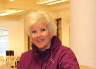 – FANTASTISK: Randi Aarethun, leiar i Indre Sogn Dyrevernlag