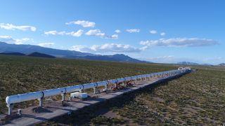 Har invitert Hyperloop til Norge: - De anser Norden som et veldig interessant marked