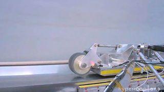 Her testkjører de Hyperloop