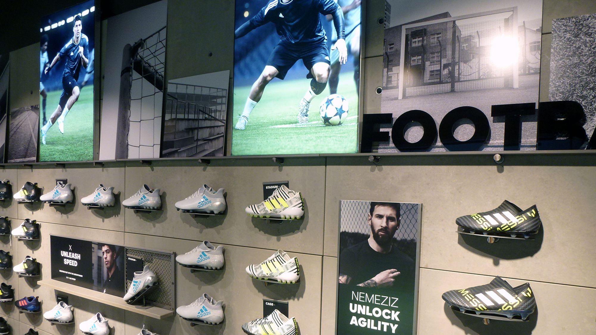 075b3468 Verdens største fotballbutikk finner du på Torshov i Oslo - Ehandel.com