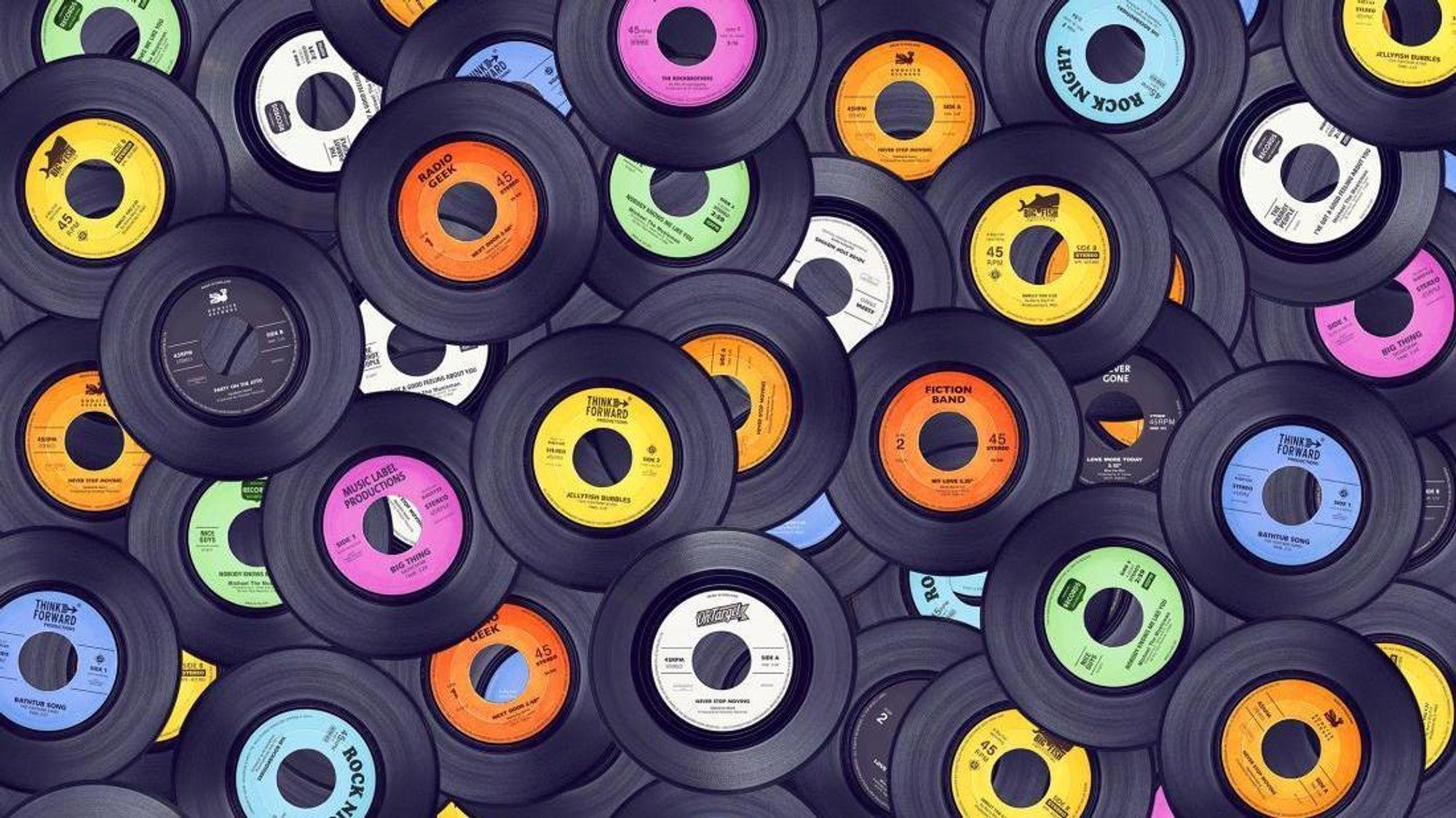 Fra mega Hva er det med vinylen som fortsatt fenger? - Tu.no AM-38