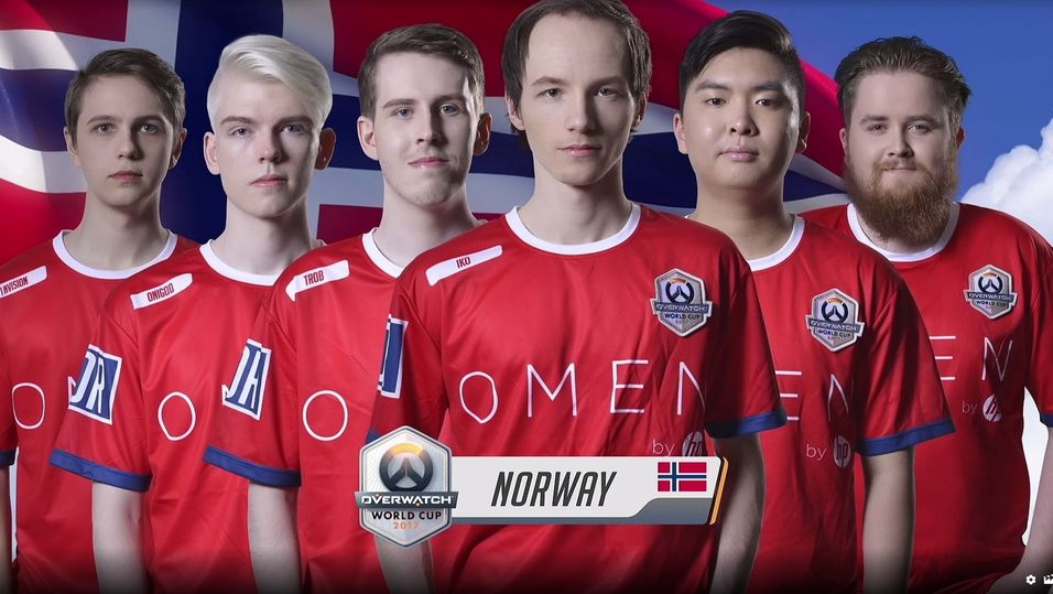 norske e sport lag overwatch