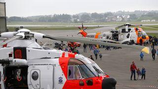 AW101-helikoptrene kan tas i bruk i Norge 20 måneder forsinket