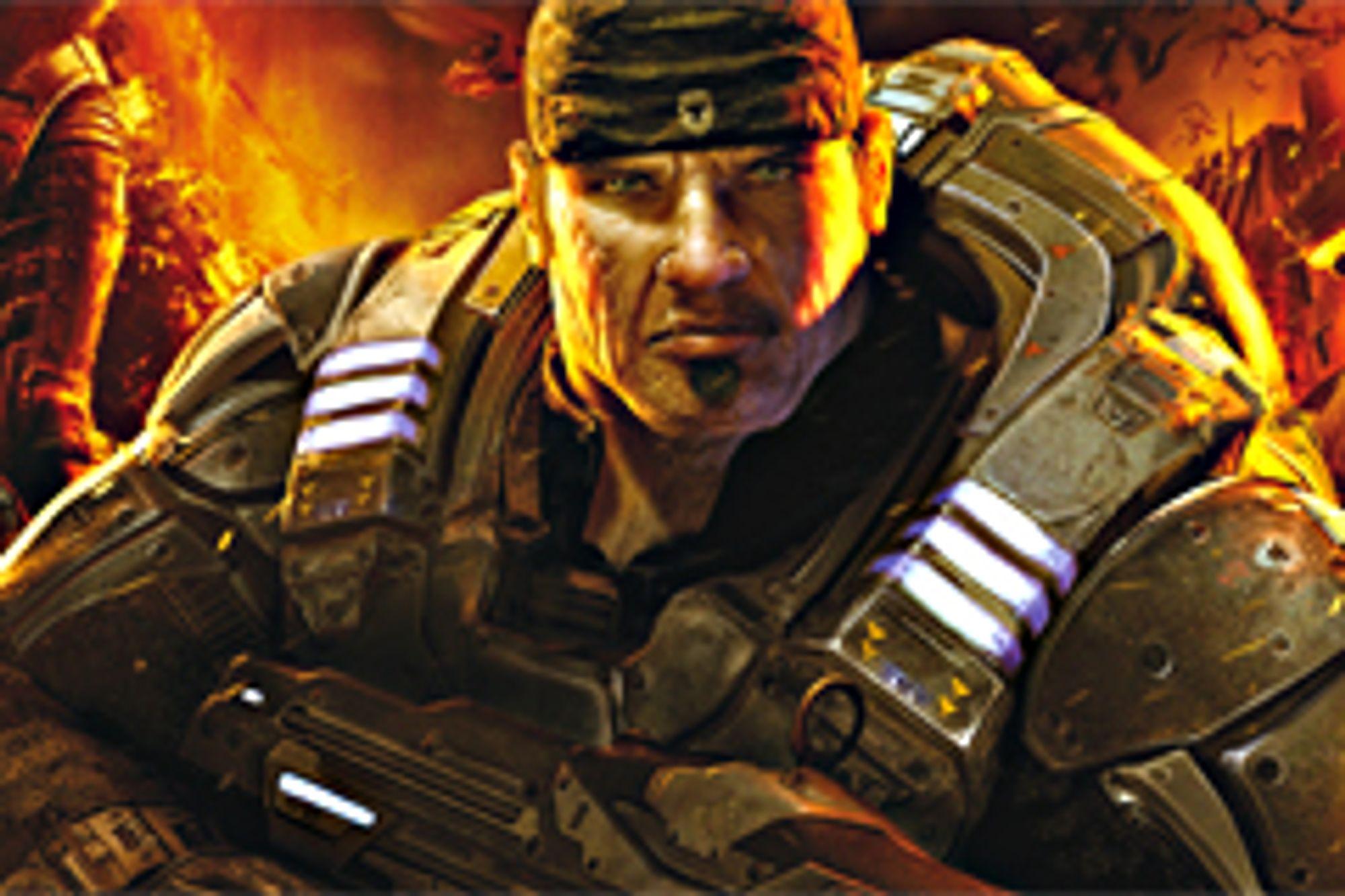 Benekter Gears of War-demo