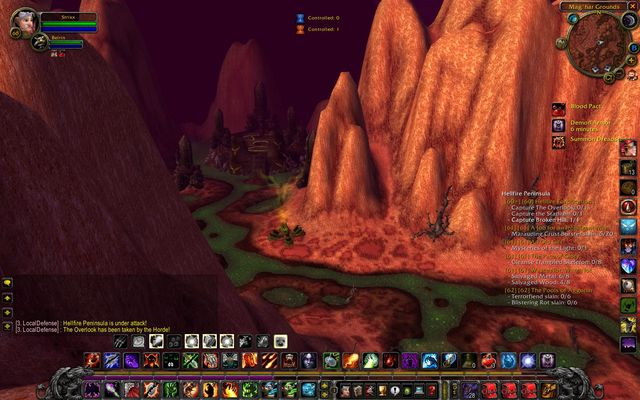 World of Warcraft: The Burning Crusade