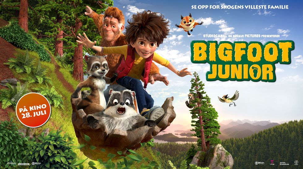 Kino: Bigfoot Junior