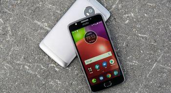 Test: Motorola Moto E4