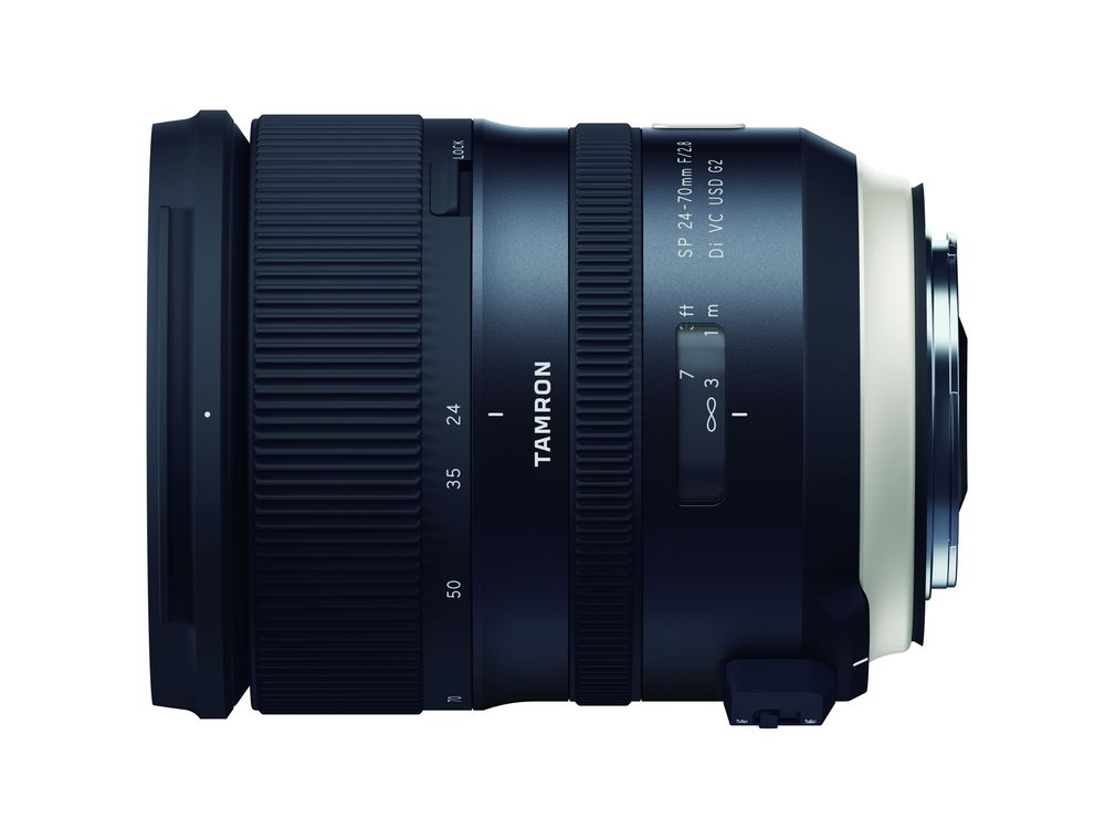 Tamron SP 24-70mm F/2.8 Di VC USD G2
