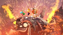 Rayman Legends: Definitive Edition kommer til Nintendo Switch i høst
