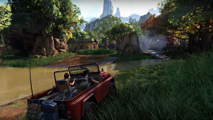 Se 14 minutter fra Uncharted: The Lost Legacy
