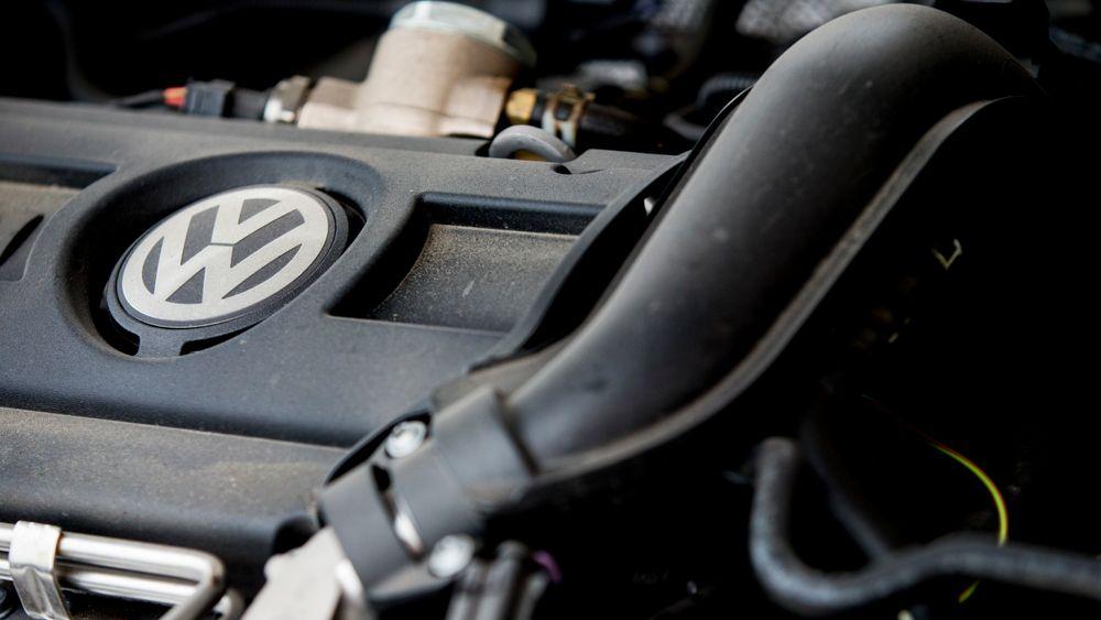 Volkswagen-toppen Oliver Schmidt innrømmer at han kjente til utslippsjukset i dieselbiler.