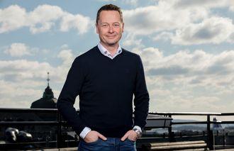 PR- og mediesjef Jan-Petter Dahl i TV 2