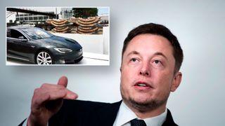 Se den i aksjon: Musk vil at denne bilheisen skal bli del av din trafikk-hverdag