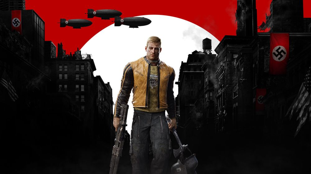 SNIKTITT: Wolfenstein II: The New Colossus