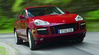 Porsche må tilbakekalle 30.000 dieselbiler