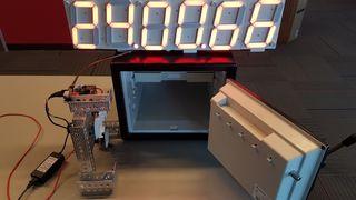 Billig robot knekket safekoden med en million mulige kombinasjoner på en halvtime