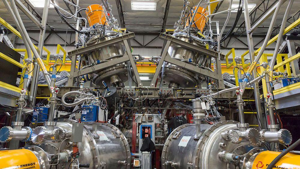 Googles optiker-algoritme har vært testet ut i fusjonsreaktoren til Tri Alpha Energy, det har lyktes dem å redusere energitapet i en rekke fusjonseksperimenter med over 50 prosent.
