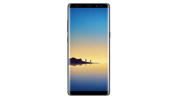 Galaxy Note 8 lekket