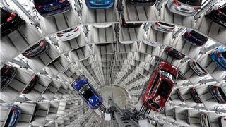 Toppsjefer i tysk bilindustri møter politiske ledere for å drøfte dieselbilenes framtid