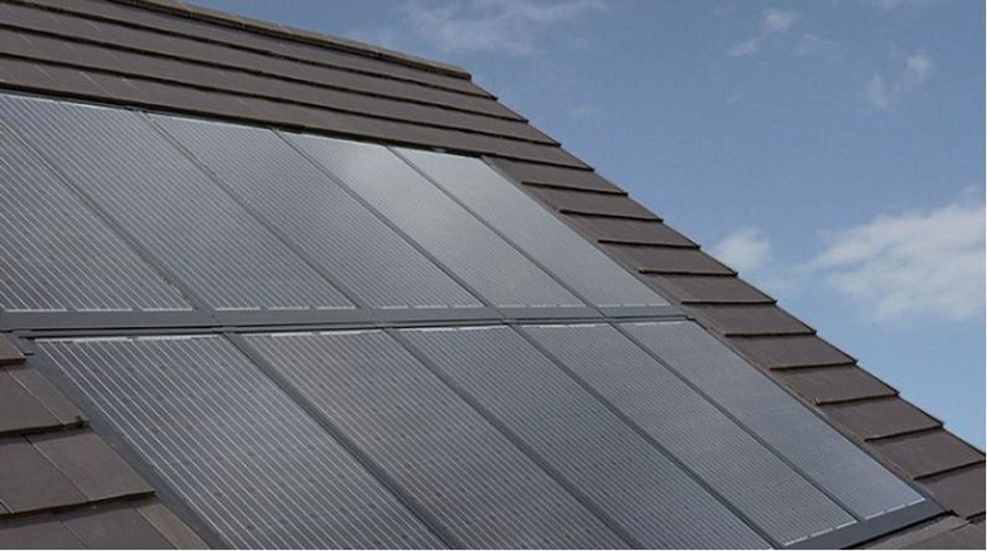 Ikeas solceller slik de presenteres på Ikeas hjemmesider.