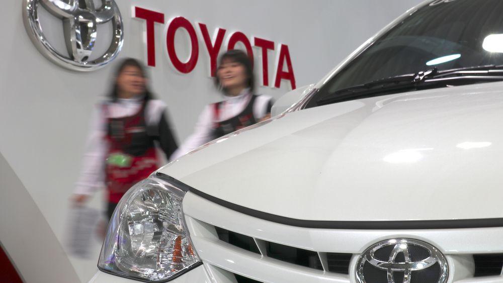 Toyota og Mazda skal bygge elbilfabrikk sammen i USA.