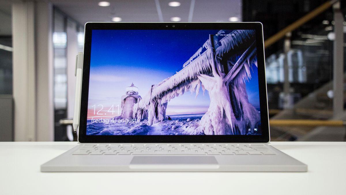 TEST: Microsoft Surface Book Performance Base