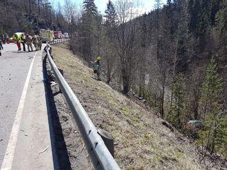 Dette er den eneste dødsulykken som involverer en Tesla på norske veier.