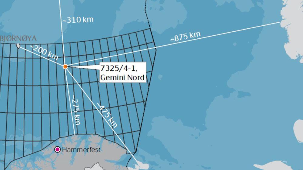 Statoil gjorde et lite gass- og oljefunn i Gemini Nord, langt mindre enn det de hadde håpet på.