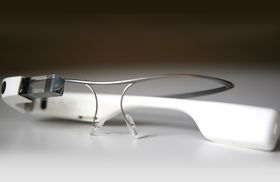 Google Glass Enterprise Edition..