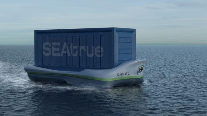 Vil holde laksen fersk i 40 dager med føreløse containere og big data