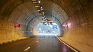 Denne tunnelen blir en av landets mest høyteknologiske