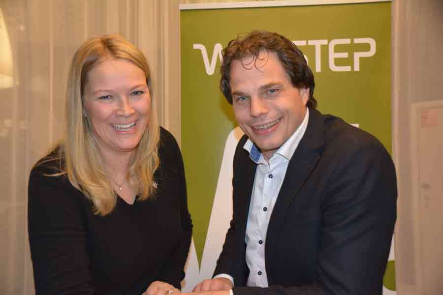 Webstep er første Certified Partner for IoT-selskapet DT