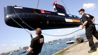 Verdens største privat-byggede ubåt forliste utenfor København