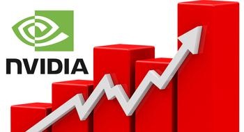Nvidia håver inn penger
