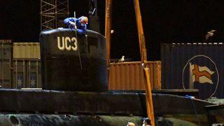 Ubåt-forliset: Ingen funnet om bord