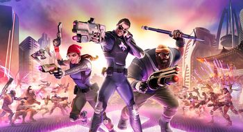 Test: Agents of Mayhem
