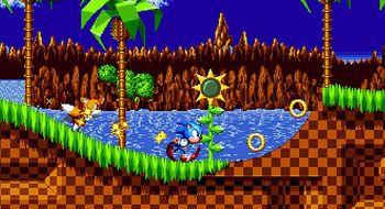Test: Sonic Mania