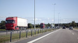 Ny rapport: 15 veiprosjekter står i fare for å ryke ut av Nasjonal transportplan