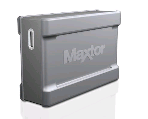 Maxtor OneTouch III