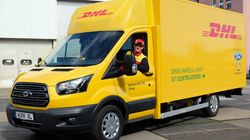 Første el-varebil for Deutsche Post