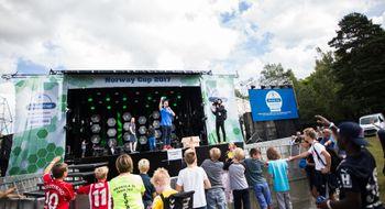 BX3 og The Gatekeepers var best på Norway Cup
