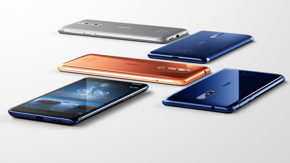 Her er Nokia 8 – selskapets nye toppmodell