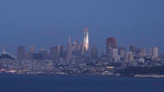 Denne skyskraperen forandrer San Franciscos kjente silhuett