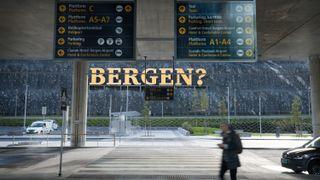 Norges nest største flyplass dobler kapasiteten