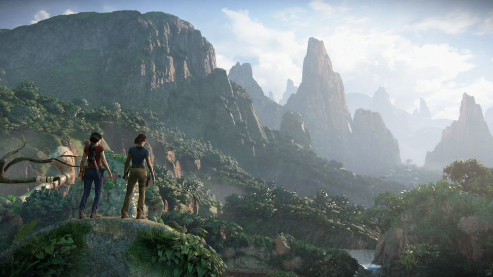 ANMELDELSE: Uncharted: The Lost Legacy